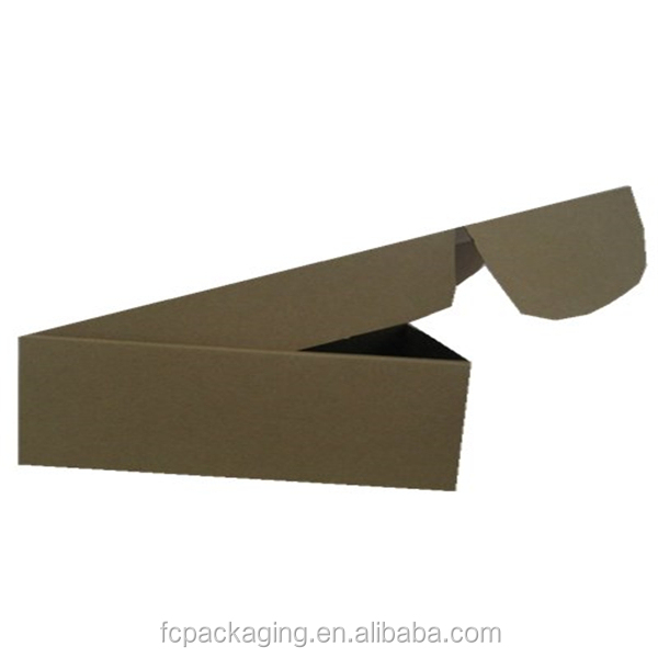 One Piece Fold Up Cardboard Box Apparel Mailer Box