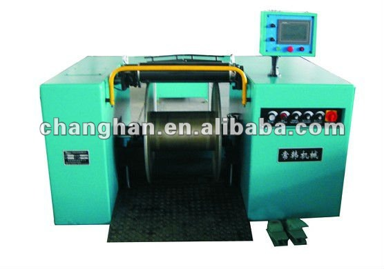CH21/30DNC Computer Control High-speed Direct Warping Machine