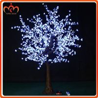 Buy Best gifts led fake flower led holiday cherry tree for outdoor ...