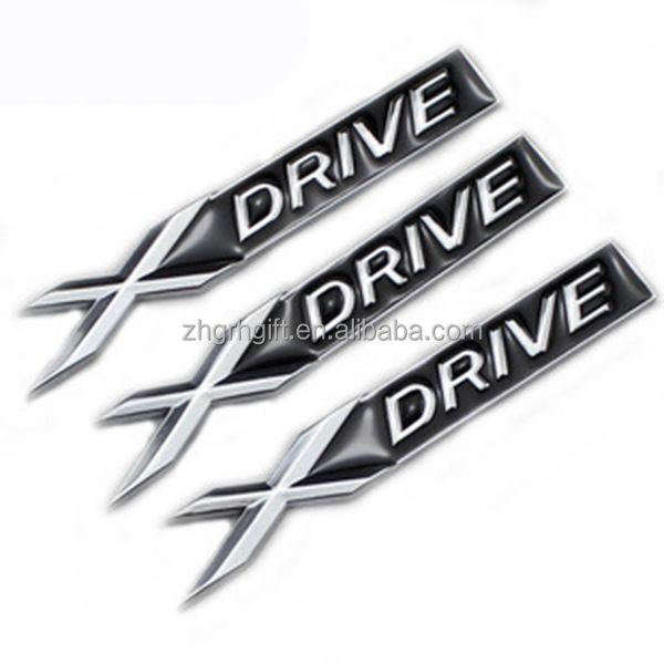 custom metal car emblem badges logo