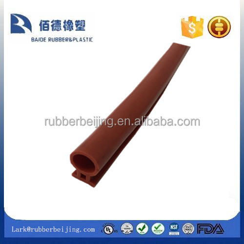 rubber extruded soundproof /window proof / edge trim window and door seal strips