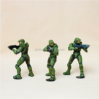 Custom soldier figure,Custom plastic soldier figure,Make plastic small soldier figure