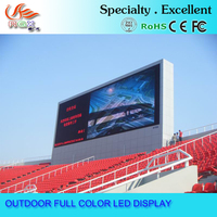hot new product P 25 standing led display