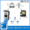 shenzhen atz new product ebell wireless video door phone for villa and apartment security