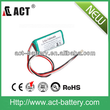 NiMH Battery pack 3.6V aaa 700mAh with connector
