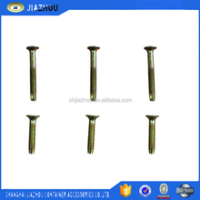 High quality corten Coated,Zinc Shop primer Container part Floor Self-tapping screw