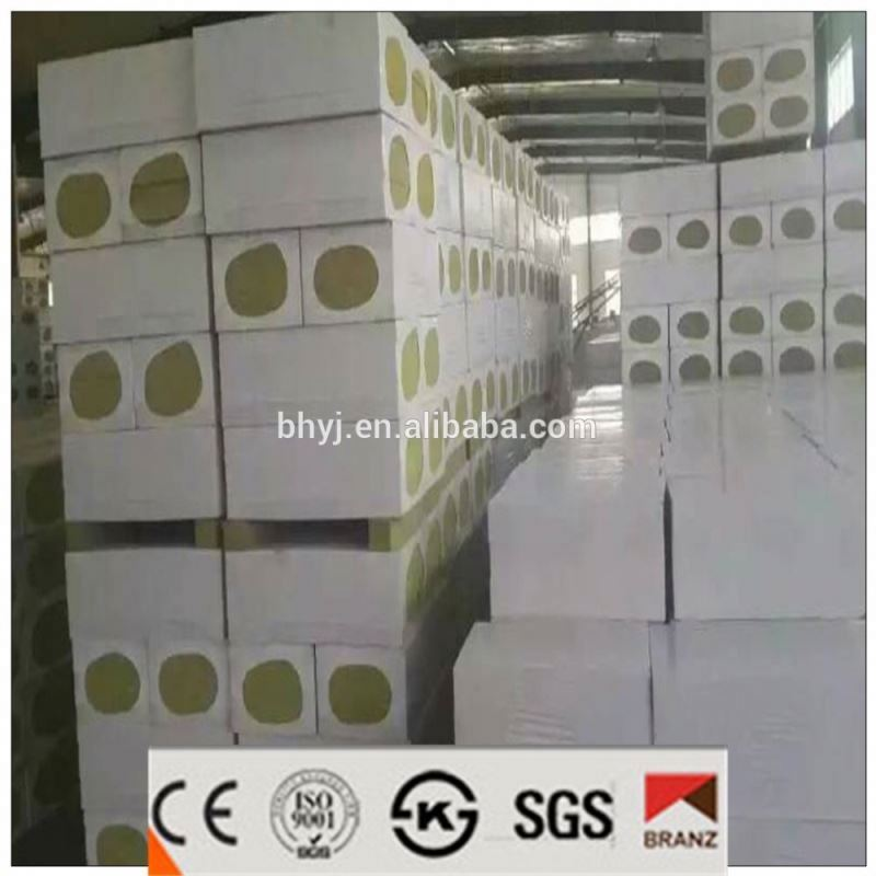 Movable light steel rock wool insulation warehouse