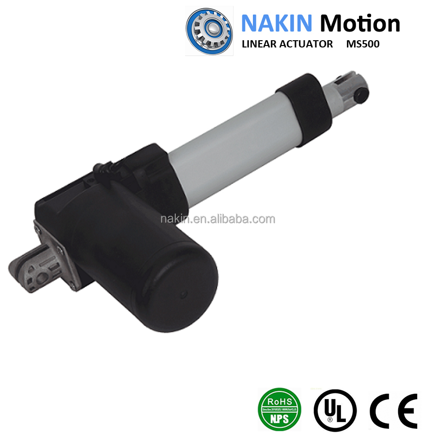 Long Stroke Home Bed Car Parts Brush Motor Electric Linear Actuator