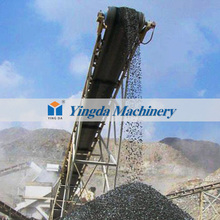 Direct selling manufacturer! YingDa belt conveyor system for cement industry