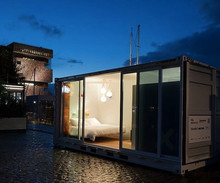Expandable Container House shipping container homes