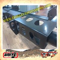 OEM/4x4 off road truck parts hilux vigo 2013 rear bumper For toyota hilux 4x4