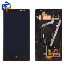 Mobile Phone Replacement LCD Screen Assembly For Nokia Lumia 930, Original LCD For Nokia 930