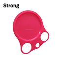 high quality pp cheap colorful custom plastic parts OEM service food grade plastic plate