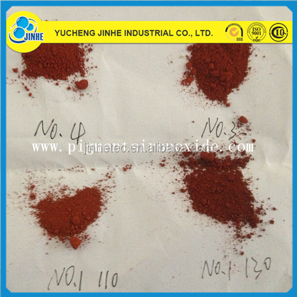 epoxy mica iron oxide paint synthetic red/yellow oxide pigment powder