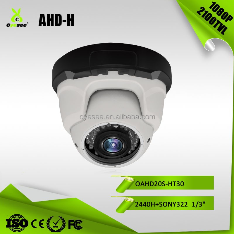 "OAHD20S-HT30 2MP 2100TVL 1080P 322 1/3"" CMOS Manual Zoom 36pcs IR Leds 30M distance ahd camera home security products"