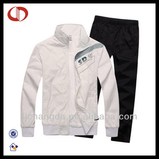 New women 100% Polyester jogging jackets pants sweat pants