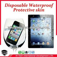 PTRCLS-WS02 Disposable for ipad mini tab protective skin