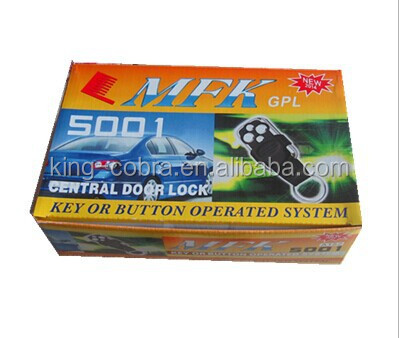 MFK 5001 Car Central Door Locking Actuator