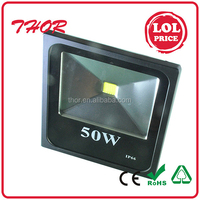 6500K Promotion Price floodlight with ce tuv saa certificate 3years warranty