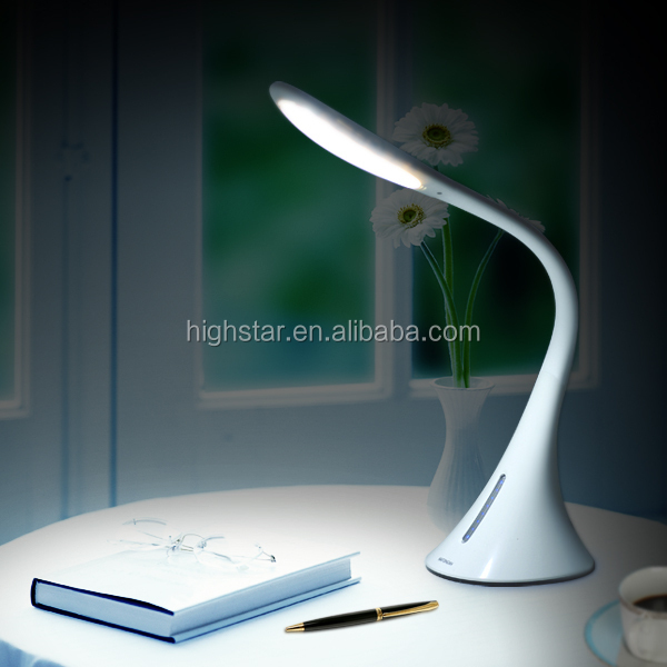 2016 Desk Led Lamp Rechargeable Table Lamp Touch Led