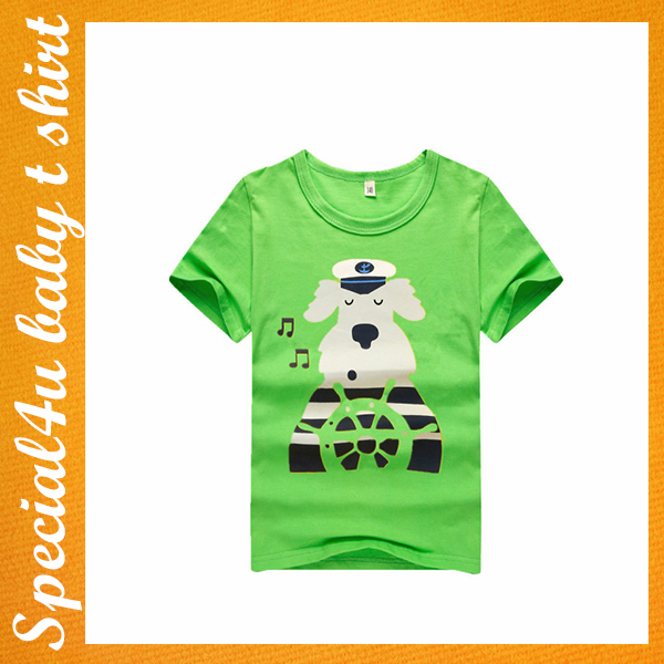 SA-1668 New design kids clothes fancy baby clothing wholesale china baby tshirt