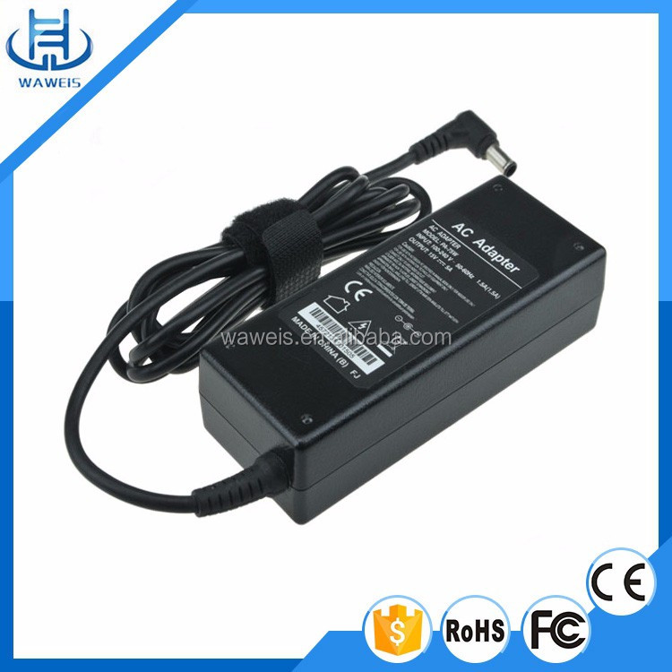 Consumer electronics for laptop 75W 15v adapter for toshiba