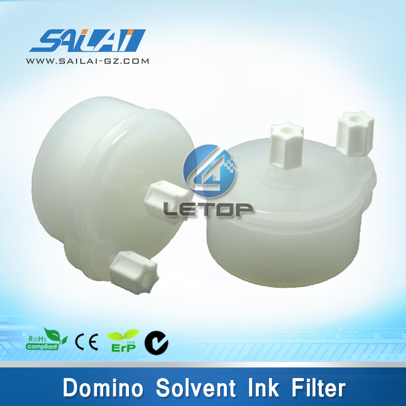 domino printer parts Domino inkjet filter for Domino E50 A100series Continious inkjet Coding Printer ink filter