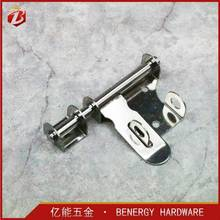 Multi sizes home safety quick slide T type tower bolt door flat bolt