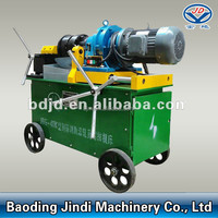 Parallel Thread Rolling Screw Making Machine For Building Construction