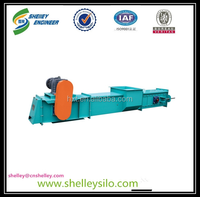 China cheap grain transportation conveyor system price