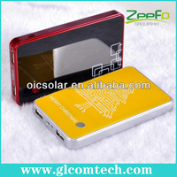 Newest solar mobile phone charger case for iPhone4G/S ,samsung ,sony ericsson