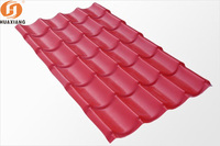 New Invention 2016 stone coated metal roof tile