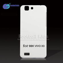 Fashion Sublimation phone case for BBK VIVO X3, Print plastic blank cell phone case