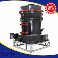 Widely Used automatic ultrafine powder grinding mill