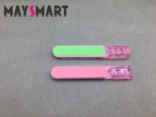 Triangle Promotional Mini100 180 Folding Nail File