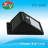 Led Solar Powered Wall Stairway Outdoor Light