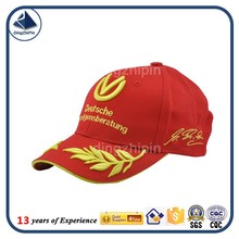 Asia Europe custom twill 3d embroidery cotton hat
