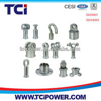 Top grade good supplier electrical power fittings type suspension clamp