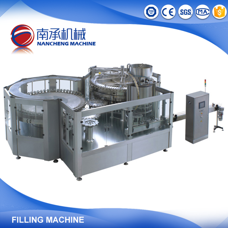 Factory Direct Sale Soft Drinks Orange Juice Making Machine