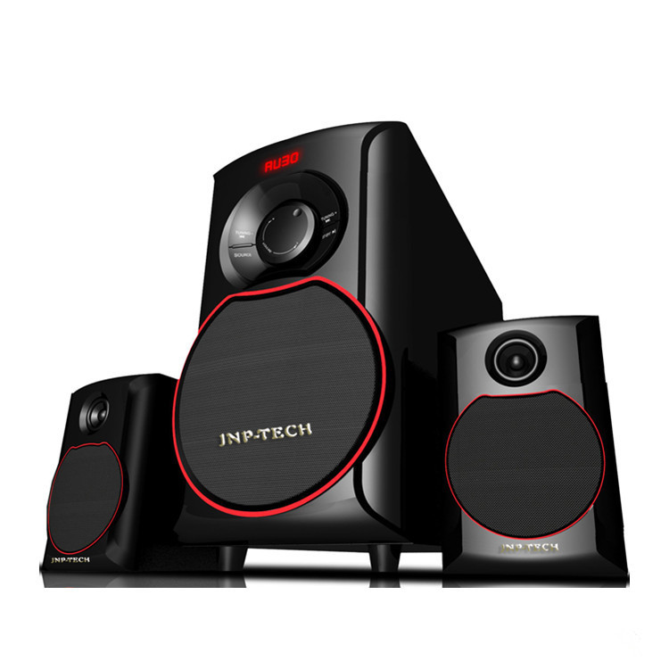 2.1 Speaker for Computer, Support USB&SD Card very competitive price