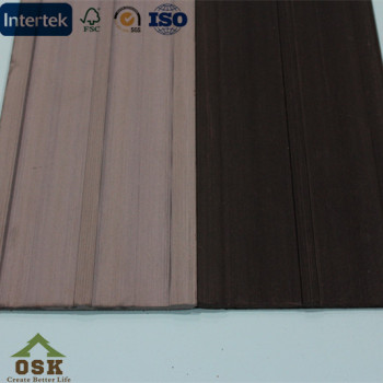 New Design UV-resistant Decorative WPC Wall Panel WALL CLADDING BAORD