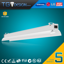 CE low price high bay suspended LED LINEAR & FLUORESCENT BATTENS light