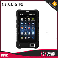 Rugged Industrial WIFI Bluetooth 3G Mobile GPS Android rfid reader phone