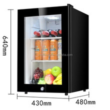 Hot Sale OEM Fan Cooling Fridge Beer Bottle Refrigerator