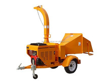 ATV/trailer mounted Wood chipper/shredder