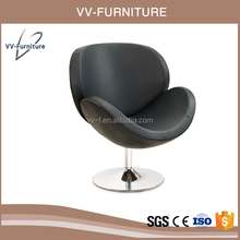 unique fancy living room swan chair for sale