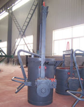 40t Nlg Geared Ladle