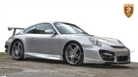 2009-2013 fiberglass car body for porsche 911 997 body kit cars T chart type