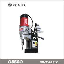 OB-300/2RLO light weight two gear speed versatile portable drill press with Magnesium alloy stand
