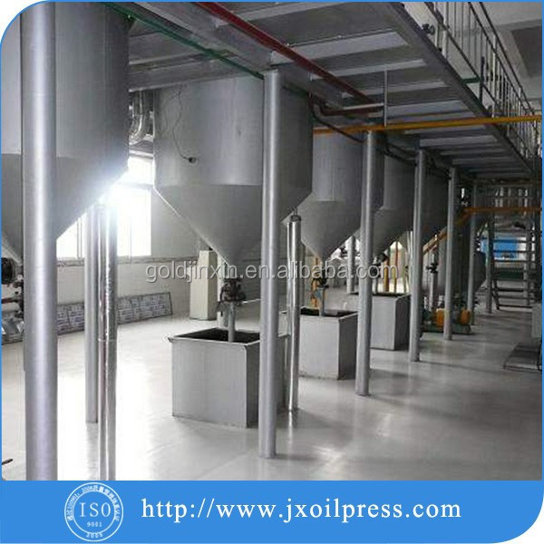 30-1000TPD High qualified mustard oil extraction equipment